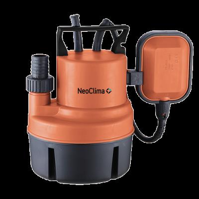 Дренажный насос для чистой воды NeoClima DP 200 C