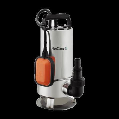 Дренажный насос для грязной воды серии NeoClima DP 900 DN