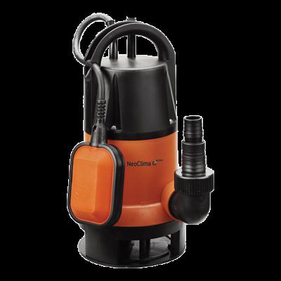 Дренажный насос для грязной воды NeoClima DP 400 D