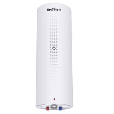 Электрические накопительные водонагреватели Neoclima MILANO Slim 40