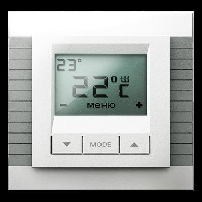 Терморегуляторы серии NeoClima TN-DP/LCD